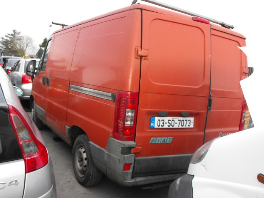 car parts for 2003 fiat ducato 11 jtd swb 04dr 2 0l diesel