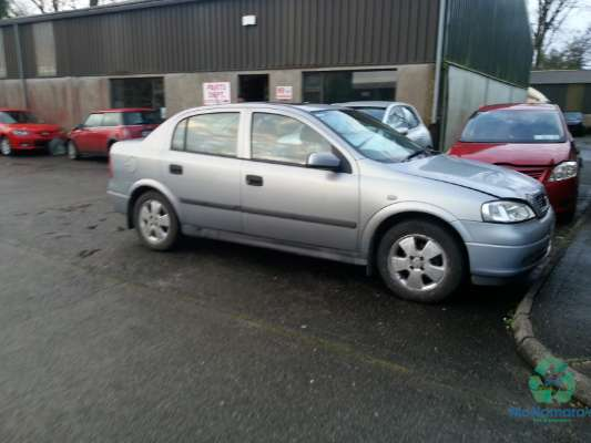 Car parts for 2002 OPEL ASTRA PEARL Z 1 4 XE 1 4L Petrol | FindaPart ie