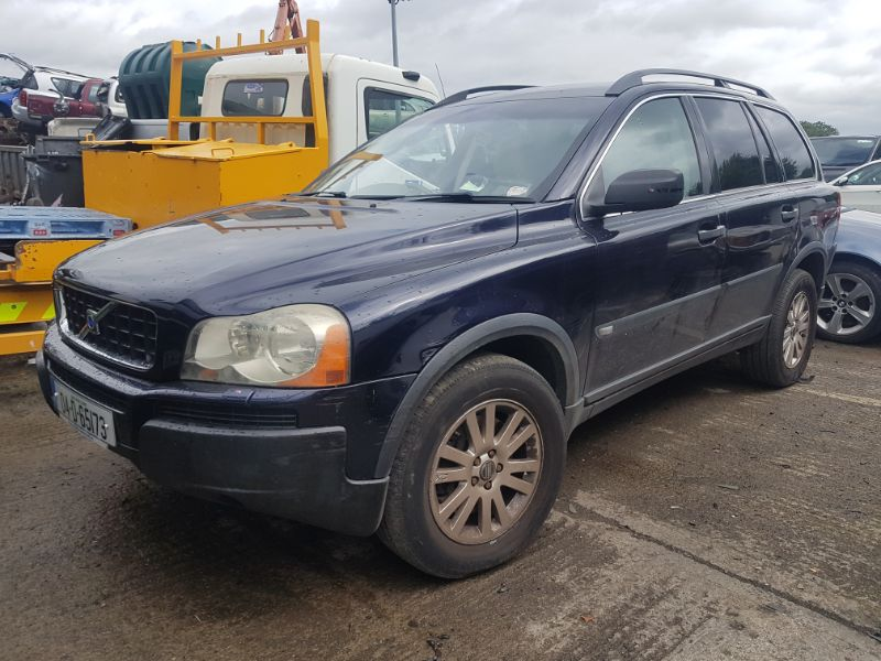 Parts available for a Blue 5 door 2 5L 2004 VOLVO XC90 2 5 T