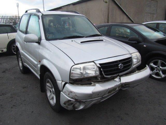 Car parts for 2004 SUZUKI GRAND VITARA SE TD 2 0L Diesel