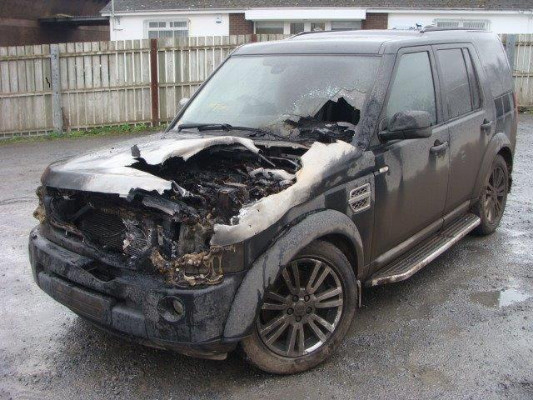 Car Parts For 2009 Land Rover Discovery 4 Tdv6 Hse 3 0l