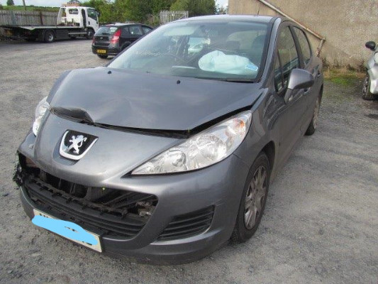 Car parts for 2010 PEUGEOT 207 S HDI 14L Diesel FindaPartie