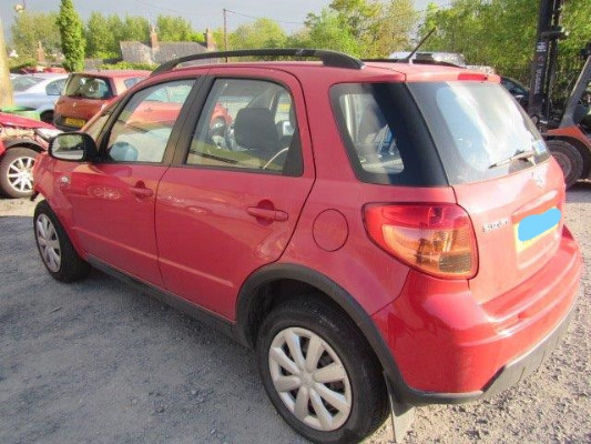 Car parts for 2008 SUZUKI SX4 GL 1 6L Petrol | FindaPart ie
