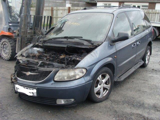Car Parts For 2003 Chrysler Voyager Crd Lx 2 5l Diesel