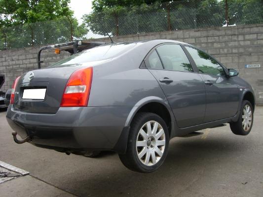 car parts for 2005 nissan primera 1 8 tekna l s 4 1 8l petrol. Black Bedroom Furniture Sets. Home Design Ideas