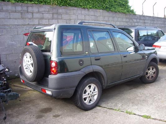 car parts for 2002 land rover freelander 2 0 gs 2 0l. Black Bedroom Furniture Sets. Home Design Ideas