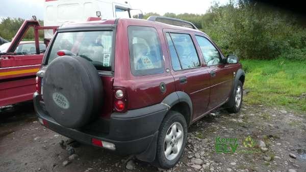 car parts for 2002 land rover freelander 2 0 es 2 0l. Black Bedroom Furniture Sets. Home Design Ideas