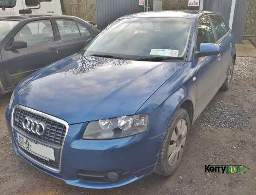Car Parts For 2007 Audi A3 Sportback 1 6 Attraction 5dr