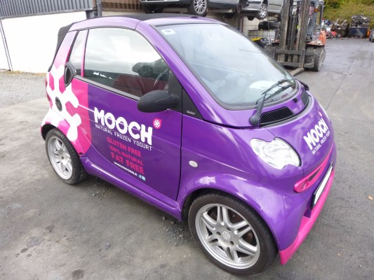Car Parts For 2005 Smart Fortwo Cabrio Car 07cabrio Passion 61bhp