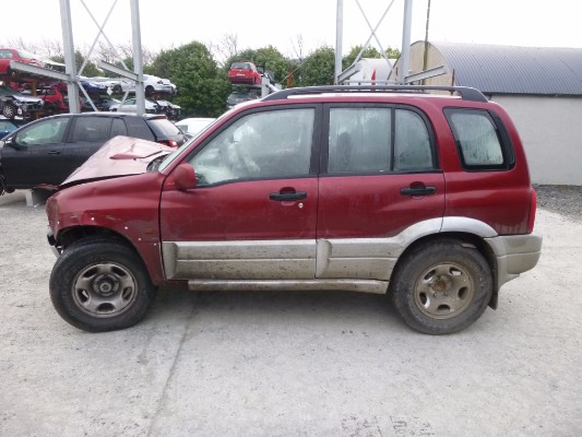 car parts for 2003 suzuki grand vitara 2 0 td 5dr 2 0l