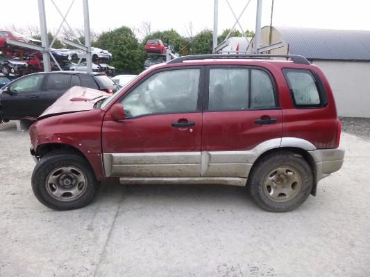car parts for 2003 suzuki grand vitara 2 0 td 5dr 2 0l
