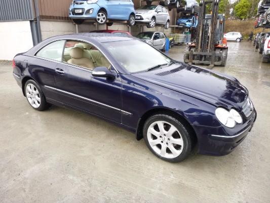 2003 mercedes clk-class 1 8l petrol