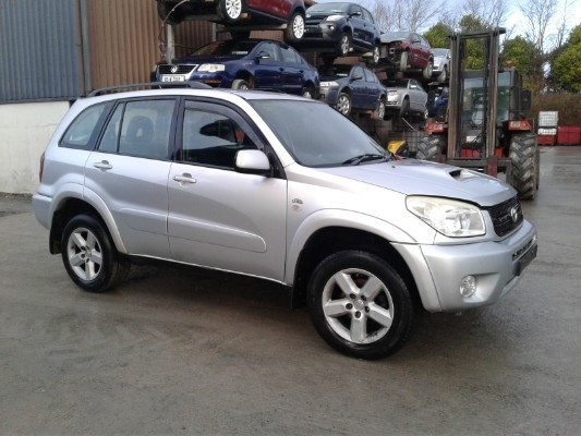 car parts for 2005 toyota rav4 rav 4 mc 4x4 d4d luna 2 0l
