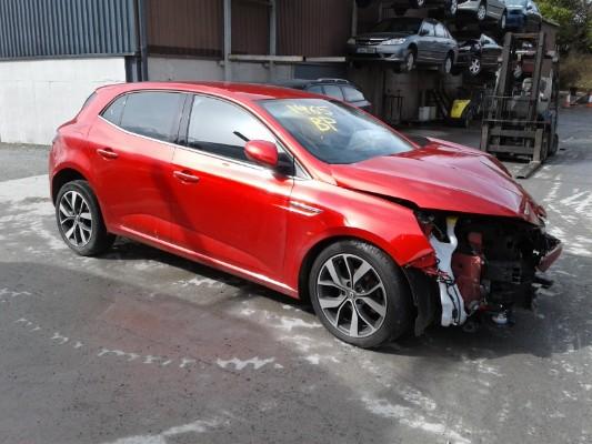 Car parts for 2016 RENAULT MEGANE MEGANE IV Dynamique S NAV DCI 110
