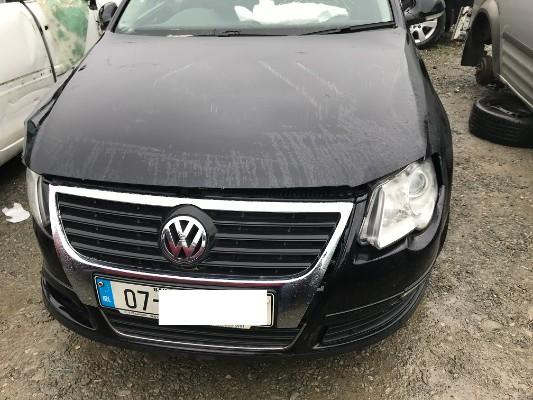 2007 Volkswagen Pat 1 9l Sel