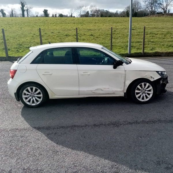 AUDI A1 Damaged Repairable Crashed Car For Sale