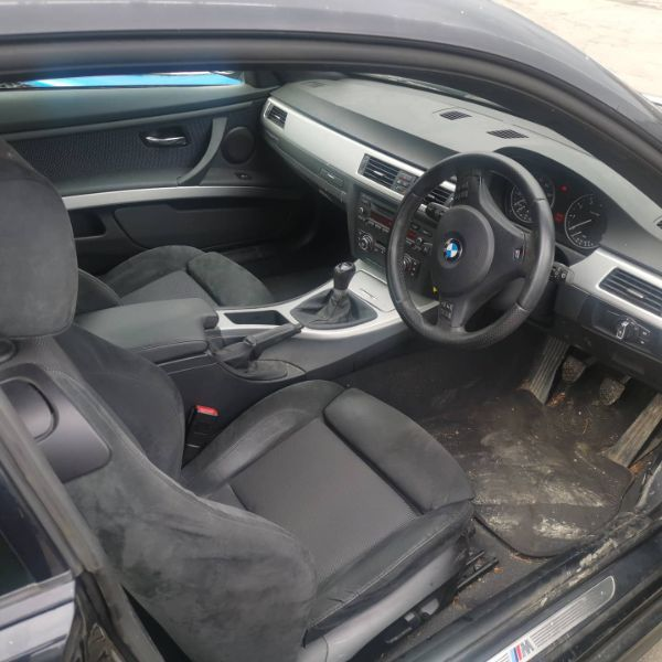 BMW 3 SERIES Damaged Repairable Crashed Car For Sale