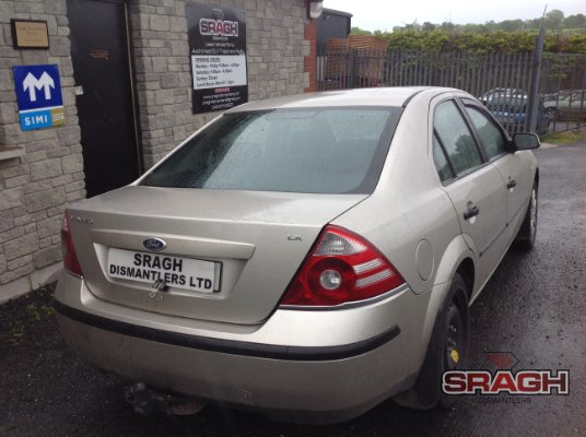 Car parts for 2005 FORD MONDEO 1 8 LX 4DR 1 8L Petrol