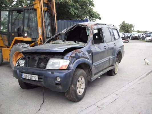 Car Parts For 2007 Mitsubishi Pajero Ck 3 2 Comm 3 2l Diesel