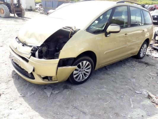 car parts for 2008 citroen c4 picasso grand c4picasso 1 6hdi vtr+ 5dr  110bhp 1 6l diesel   findapart ie