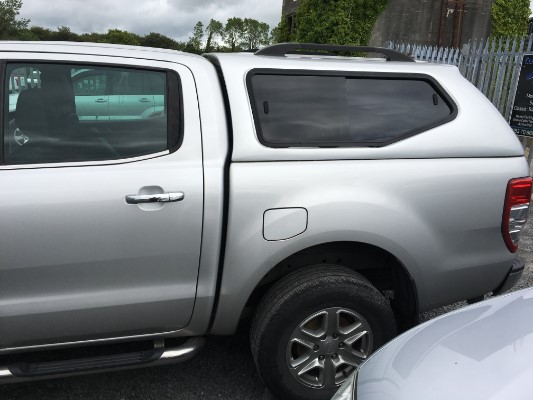 Silver 2 2L 2014 FORD RANGER 2 2tdci Limited 4WD 150PS 4DR