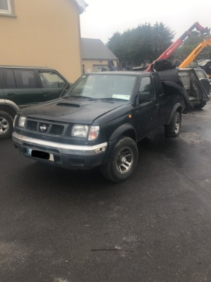 nissan pathfinder 2001 parts