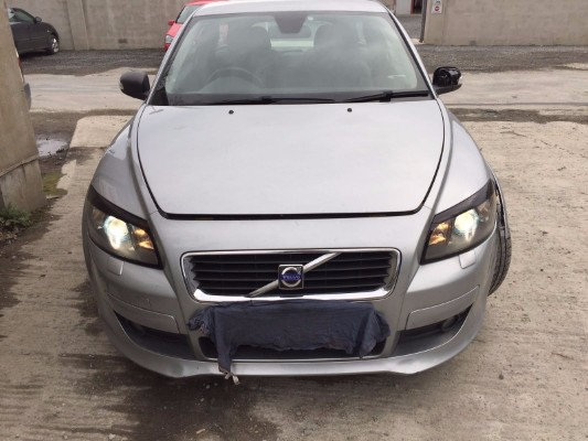 Silver 1 6L 2009 VOLVO C30 1 6D SE Sport Manual Parts Grangebellew