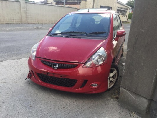 Red 5 Door 14l 2005 Honda Jazz 14ses 5dr Parts Grangebellew