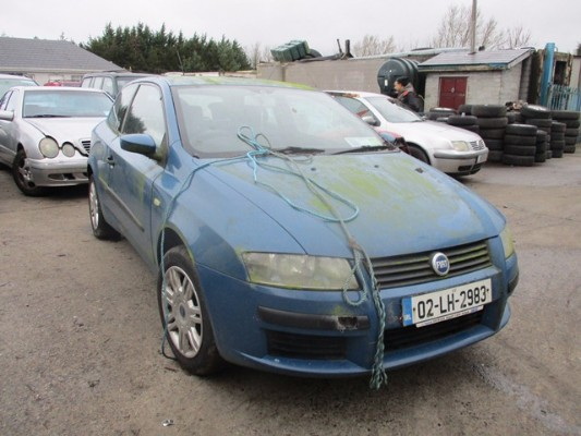 Car Parts For 2002 Fiat Stilo 12 Active 13l Petrol Findapart