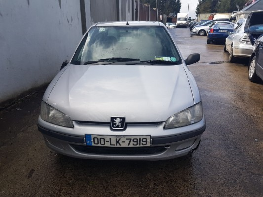 Car parts for 2000 PEUGEOT 106 Zest DAB 1.1L Petrol | FindaPart.ie