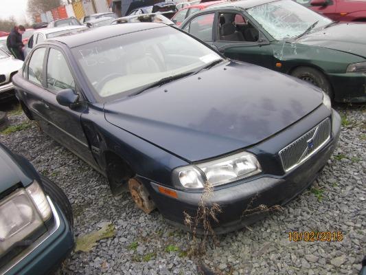 Car Parts For 2000 Volvo S80 2 0t 2 0l Petrol Findapart Ie