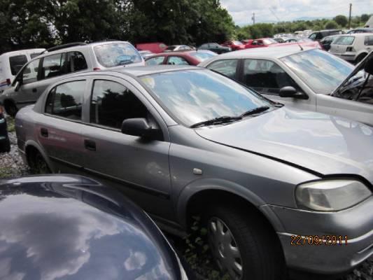 Car parts for 2002 OPEL ASTRA Elegance Z 1 4XE 1 4L Petrol