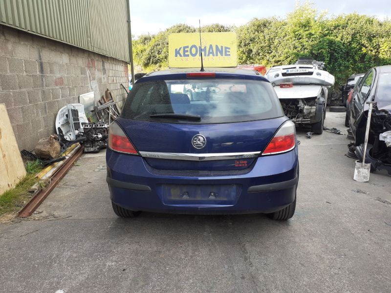Parts available for a Blue 5 door 1.3L 2006 OPEL ASTRA ...