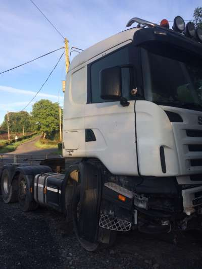 SCANIA OTHER 2006
