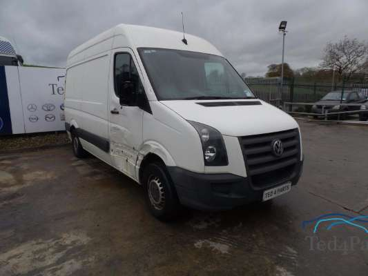 Car Parts For 2010 Volkswagen Crafter 35mwb 80kw 2 5l