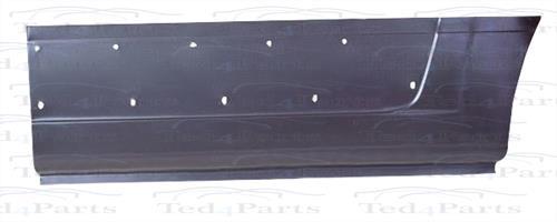 REAR QUARTER PANEL REPAIR PIECE (LEFT)2006 FIAT DUCATO