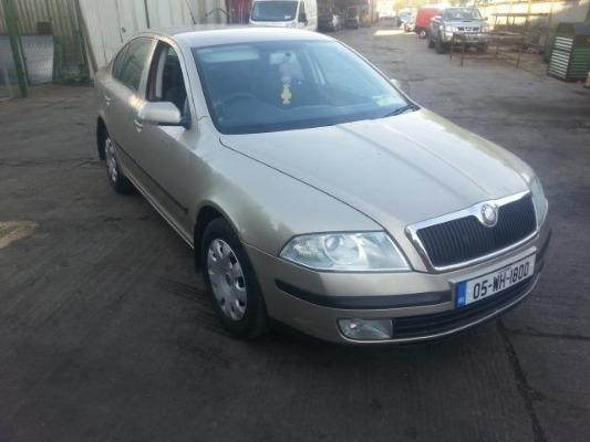 car parts for 2005 skoda octavia ambiente 1.9tdi 1.9l diesel