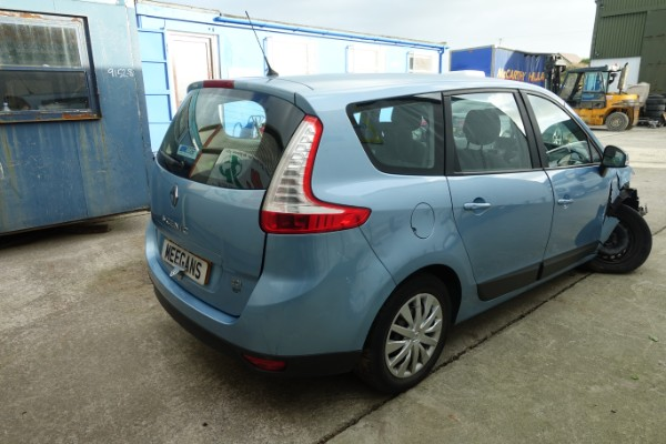 car parts for 2010 renault grand scenic expression dci 1