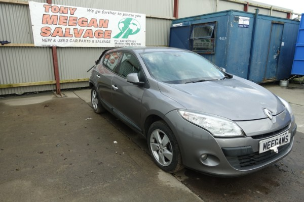 car parts for 2010 renault megane dynamique dci 1 5l diesel