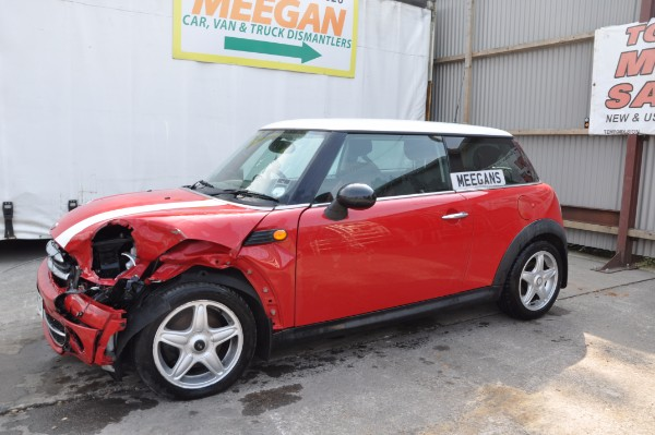 Car Parts For 2008 Mini Cooper Cooper D 16l Diesel Findapartie