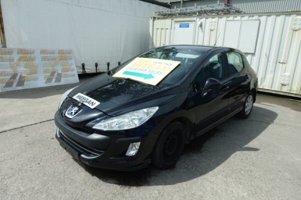 black 5 door 1.6l 2009 peugeot 308 s hdi spare parts dundalk county