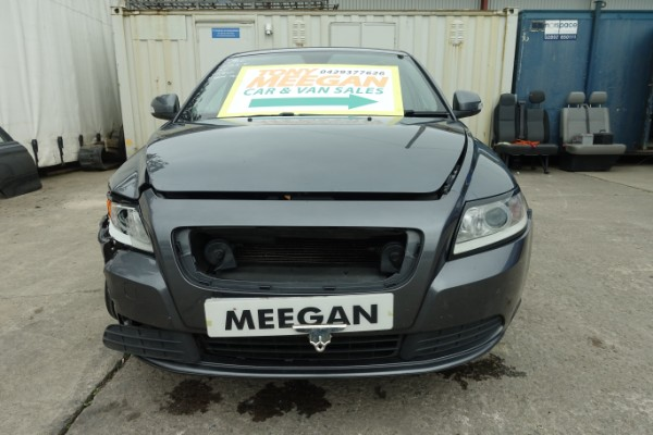 Grey 4 door 1 6L 2010 VOLVO S40 D Drive SE Spare Parts Dundalk