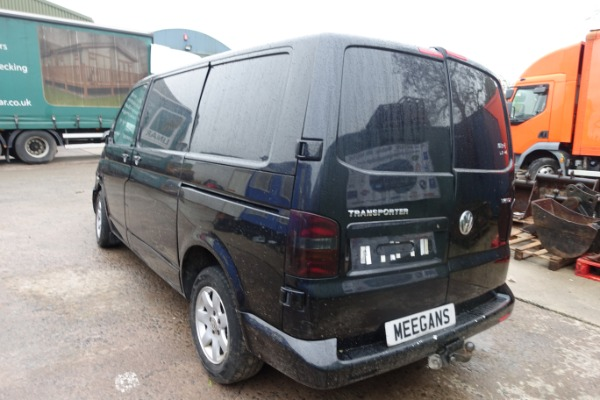 Car Parts For 2006 Volkswagen Transporter 2 5lt Tdi Axd