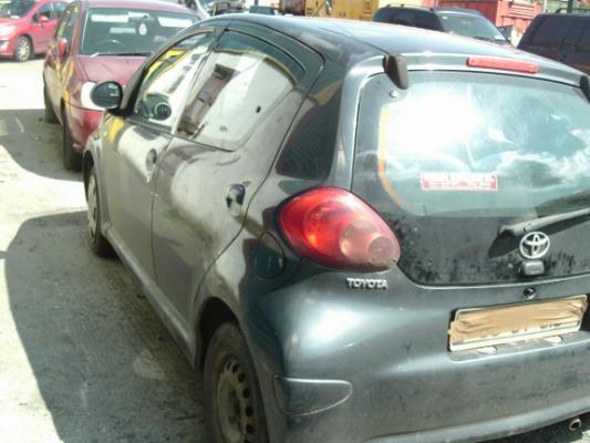 car parts for 2006 toyota aygo 1 0 5dr aura 0 9l petrol. Black Bedroom Furniture Sets. Home Design Ideas