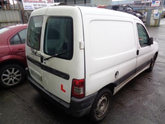 White 5 Door 1 9l 2006 Citroen Berlingo 600 1 9d 5dr Parts