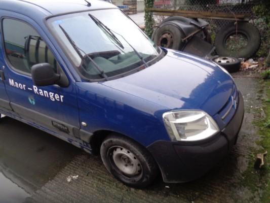 car parts for 2006 citroen berlingo 600 1 9d 4dr 1 9l diesel. Black Bedroom Furniture Sets. Home Design Ideas