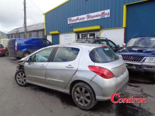 car parts for 2013 peugeot 308 1.6 hdi active nav 92bhp 5dr 1.6l