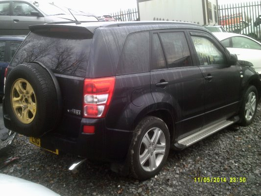 car parts for 2007 suzuki grand vitara ddis 1 9l diesel