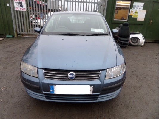 Car Parts For 2002 Fiat Stilo 19 Jtd Active 19l Diesel Findapart