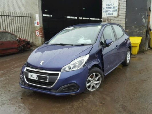 Car Parts For 2017 Peugeot 208 1 4l Petrol Findapart Ie